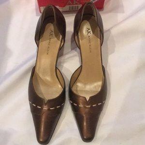 Anne Klein pointed pump 8m women's dress shoe